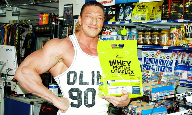 Olimp Whey Protein Complex 100 2270g fitplus.sk