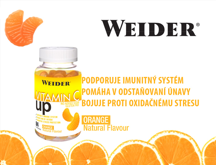 Vitamin-C-UP Weider