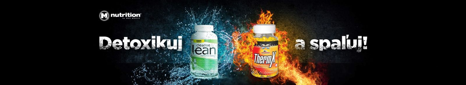 MaxMuscle ThermX+Cleanse&Lean big