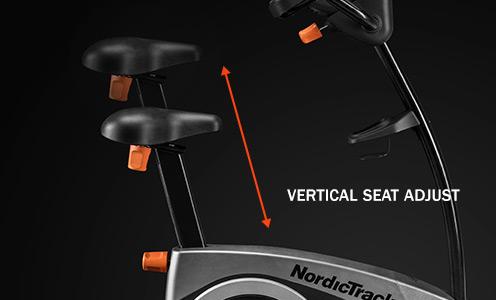 Stacionárny bicykel NordicTrack GX 4.4 Pro Sedadlo