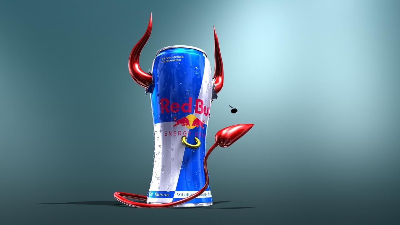 Red Bull red torro