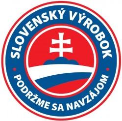 Slovenský výrobok WPC 80 kvalita značka