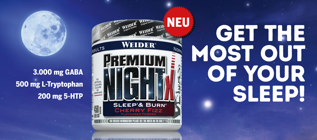 Weider Premium Night X