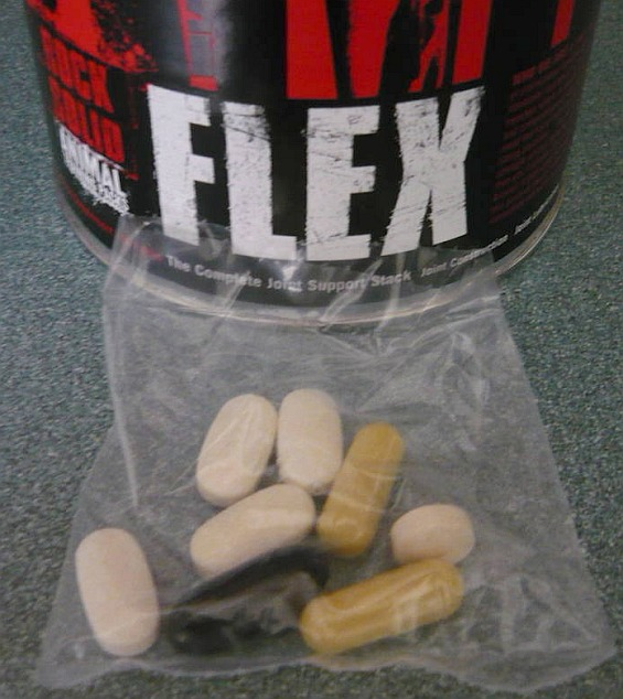 Animal FLEX universal nutrition 44 pak