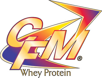 100% gold whey standard has no CFM logo