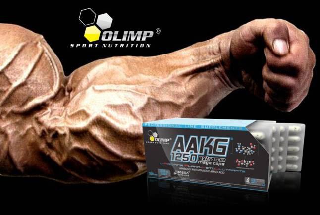 OLIMP AAKG 1250 Extreme Mega Caps 120 tabliet cena davkovanie