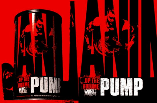 Animal PUMPA PAK 30 Universal Nutrition