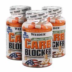 Diéta blokator vstrebavania cukrov Weider carb blocker 120 kps