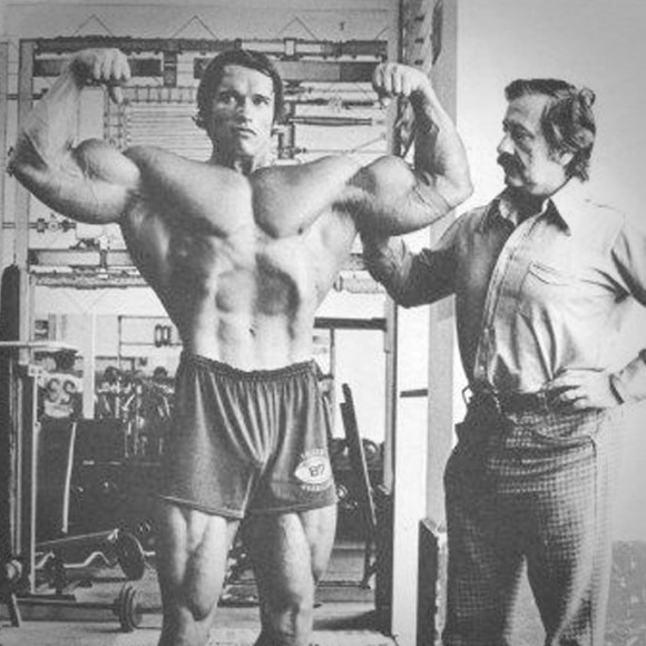 Joe Weider & Arnold doplnky vyzivy protein