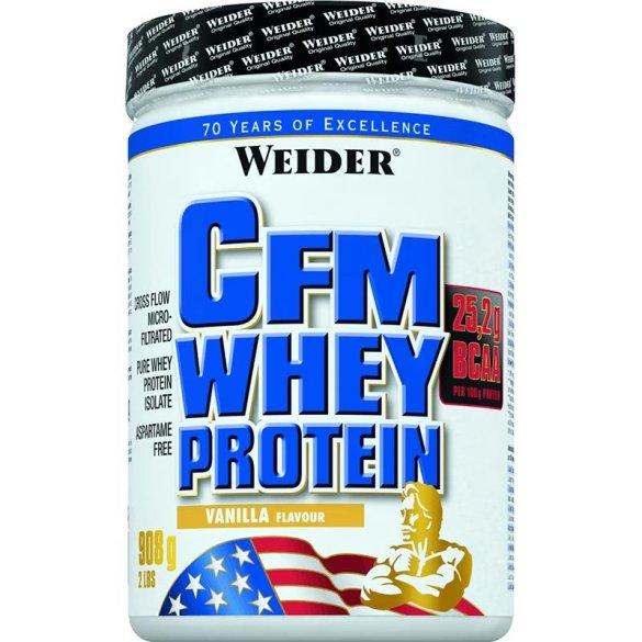 Weider CFM Whey Protein, 908 g vanilla