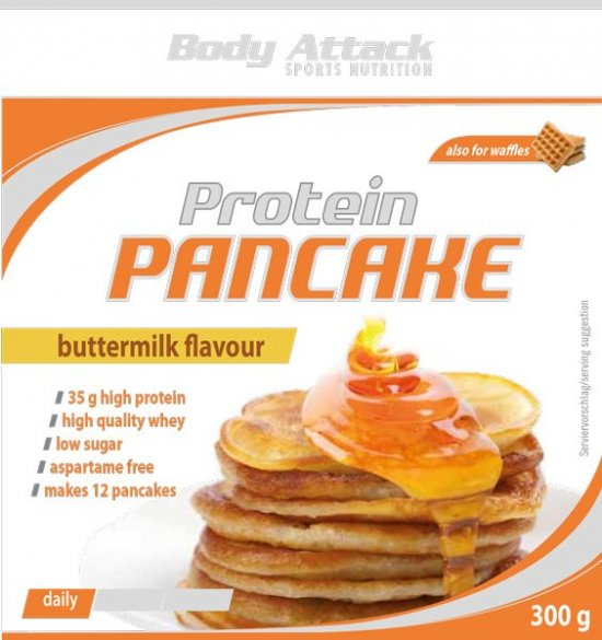 Body-Attack-Protein-pancake-300g--ButterMilk-palacinky-FITPLUS