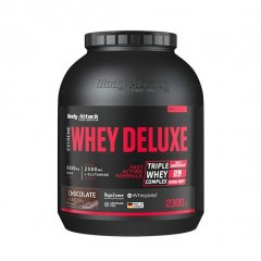 Body Attack Extreme Whey Deluxe, 2300 g