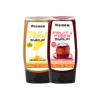 Weider Fruit & Fiber Syrup, 250 ml