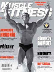 Časopis Muscle&Fitness 6/2018