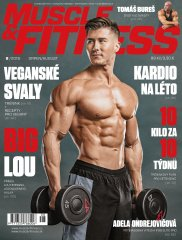 Časopis Muscle&Fitness 8/2018