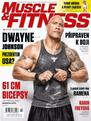 Časopis Muscle&Fitness 10/2018