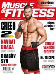 Časopis Muscle&Fitness 12/2018
