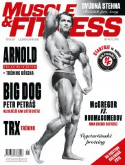 Časopis Muscle&Fitness 01/2019