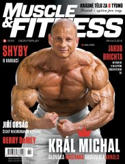 Časopis Muscle&Fitness 02/2019