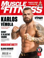 Časopis Muscle&Fitness 04/2019