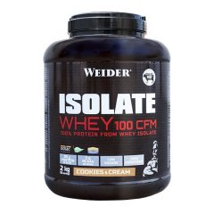 Weider Isolate Whey 100 CFM, 2000 g