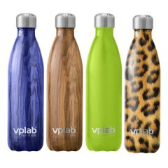 VPLab Metal Thermo Bottle, 500 ml