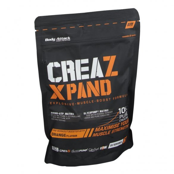 Body Attack Creaz Xpand, 300 g