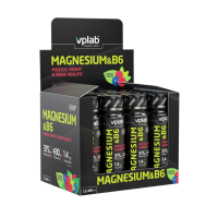VPLAB MAGNESIUM & B6 SHOT, 80ml