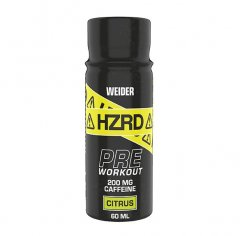 Weider HZRD Pre Workout Shot, 60ml