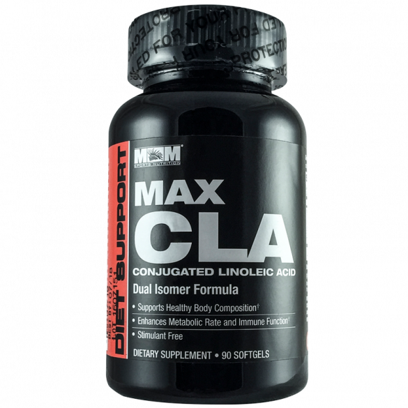 Max Muscle CLA, 180 kps