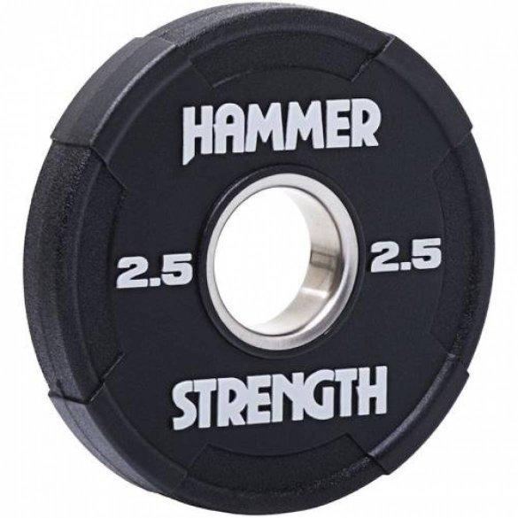 Hammer Strength Urethane, olympijský kotúč 2,5 kg