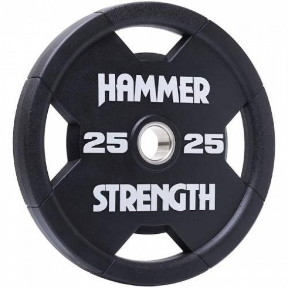 Hammer Strength Urethane, olympijský kotúč 25 kg
