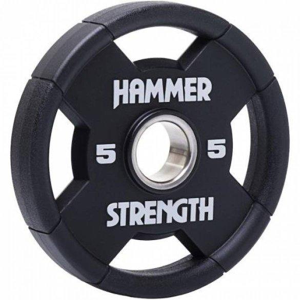 Hammer Strength Urethane, olympijský kotúč 5 kg