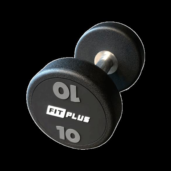 FIT PLUS Jednoručná činka 10 kg