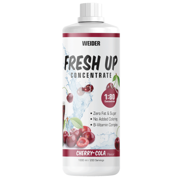 Weider Fresh Up Classic, 1000 ml lime