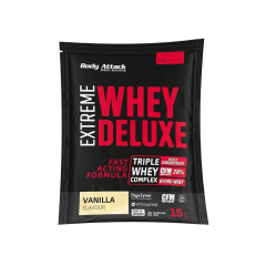 Body Attack Extreme Whey Deluxe, 15 g